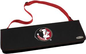Picnic Time Florida State Seminoles Metro BBQ Set