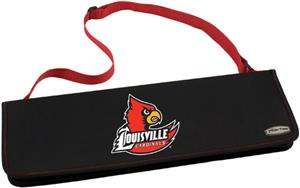 Picnic Time University of Louisville Metro BBQ Set