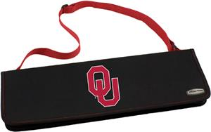 Picnic Time University of Oklahoma Metro BBQ Set
