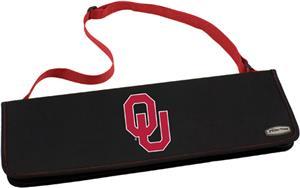 Picnic Time University of Oklahoma Metro BBQ Set