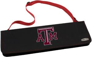 Picnic Time Texas A&amp;M Aggies Metro BBQ Set