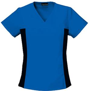 Cherokee Women&#39;s Flexibles V-Neck Scrub Tops