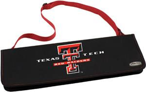 Picnic Time Texas Tech Red Raiders Metro BBQ Set