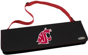 Picnic Time Washington State Cougars Metro BBQ Set
