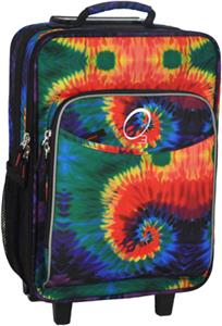 O3 Kids Tie Dye Suitcase With Cooler