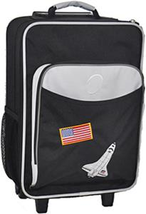 O3 Kids Space BlackSuitcase With Cooler