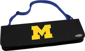 Picnic Time University of Michigan Metro BBQ Set