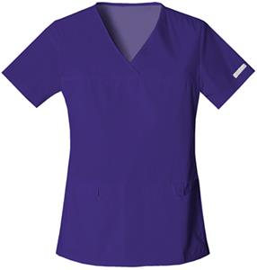 Cherokee Women&#39;s Pro Flexibles V-Neck Scrub Tops