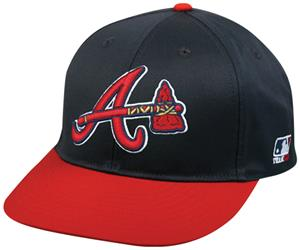 OC Sports MLB Atlanta Braves Alternate Cap