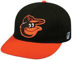 OC Sports MLB Baltimore Orioles Road Cap/CF2 Visor