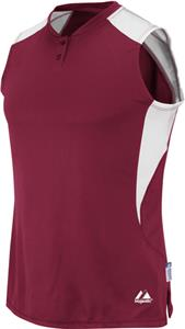 Women's Cool Base Sleeveless Softball Jersey