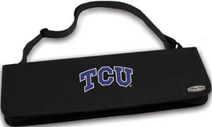 Picnic Time Texas Christian Univ. Metro BBQ Set