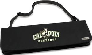 Picnic Time Cal Poly Mustangs Metro BBQ Set