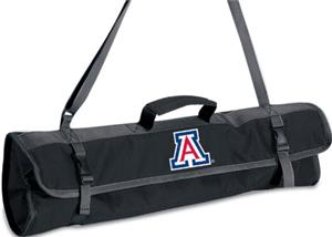 Picnic Time University of Arizona 3-Pc BBQ Set