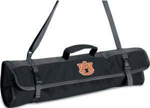 Picnic Time Auburn University Tigers 3-Pc BBQ Set