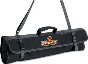 Picnic Time Bowling Green State 3-Pc BBQ Set