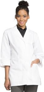 Cherokee Women's 3/4 Sleeve Scrub Lab Coats