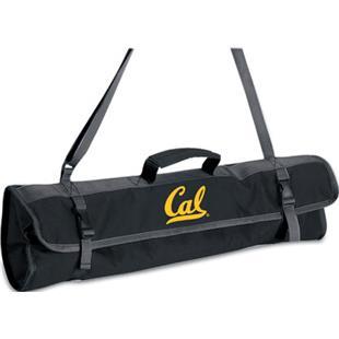 Picnic Time University of California 3-Pc BBQ Set