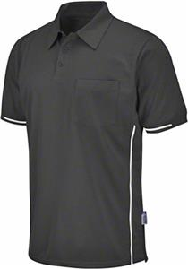 Majestic Cool Base Umpire Polo