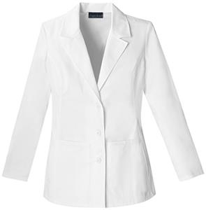 Cherokee Women's Blazer Style Scrub Lab Coats