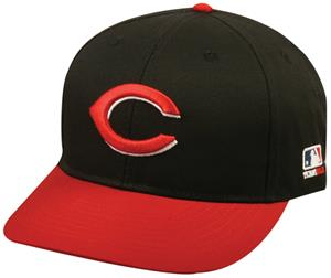 OC Sports MLB Cincinnati Reds Alternate Cap