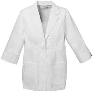 Cherokee Women&#39;s 3/4 Sleeve Scrub Lab Coats