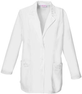 Cherokee Women's Embroidered Scrub Lab Coats