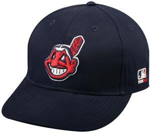 OC Sports MLB Cleveland Indians Road Cap
