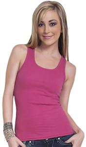 Cotton Heritage Ladies 2 X1 Rib Tank Top
