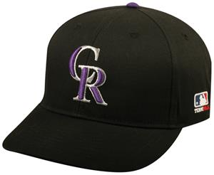 OC Sports MLB Colorado Rockies Home Cap