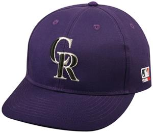 OC Sports MLB Colorado Rockies Alternate 2 Cap