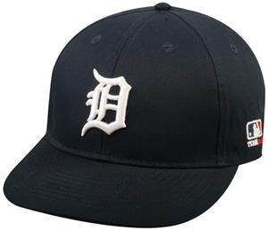 OC Sports MLB Detroit Tigers Home Cap w/CF2 Visor