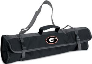 Picnic Time University of Georgia 3-Pc BBQ Set
