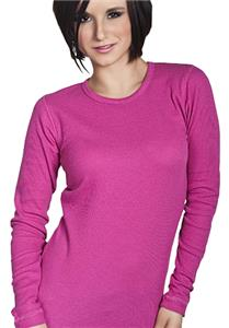 Cotton Heritage Ladies Long Sleeve Baby Thermal