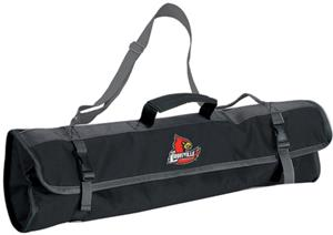 Picnic Time University of Louisville 3-Pc BBQ Set