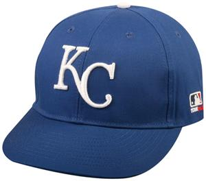 OC Sports MLB Kansas City Royals Home Cap