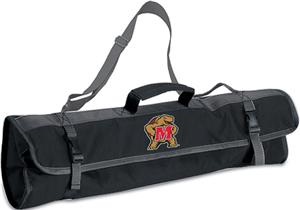 Picnic Time University of Maryland 3-Pc BBQ Set