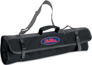 Picnic Time University of Mississippi 3-Pc BBQ Set