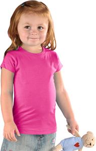 LAT Sportswear Toddler Longer Length T-Shirt