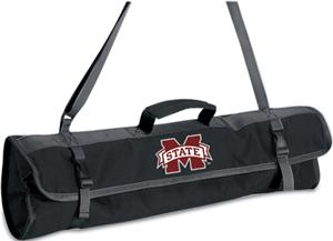 Picnic Time Mississippi State 3-Pc BBQ Set