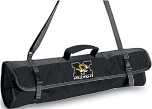Picnic Time University of Missouri 3-Pc BBQ Set