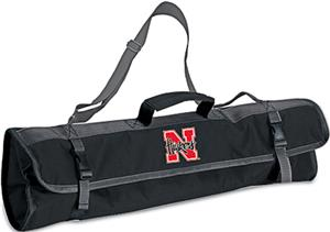Picnic Time University of Nebraska 3-Pc BBQ Set