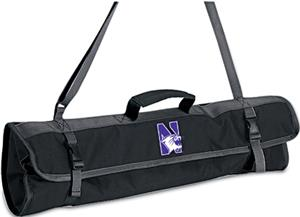 Picnic Time Northwestern University 3-Pc BBQ Set