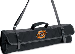 Picnic Time Oklahoma State Cowboys 3-Pc BBQ Set