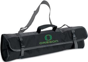 Picnic Time University of Oregon 3-Pc BBQ Set