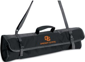 Picnic Time Oregon State Beavers 3-Pc BBQ Set