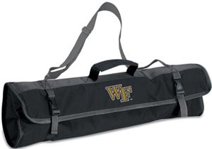 Picnic Time Wake Forest University 3-Pc BBQ Set