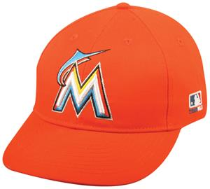 OC Sports MLB Miami Marlins Alt. Cap CF2 Visor