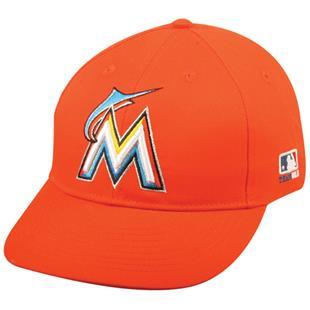 OC Sports MLB Miami Marlins Alt. Cap CF2 Visor