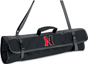 Picnic Time Northeastern University 3-Pc BBQ Set